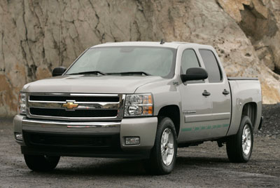 2009 Chevrolet Silverado 1500 Review Overview