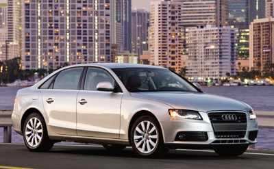 2010 Audi A4 Review Overview