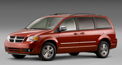 2010 Dodge Grand Caravan Review Overview