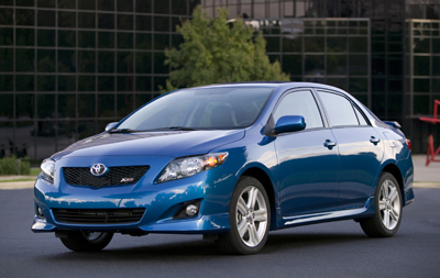 2010 Toyota Corolla Review Overview