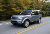 2010 Land Rover LR4 Review Summary
