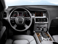 2010 Audi Q7 Review Interior Features
