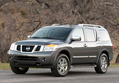 2011 Nissan Armada Review Overview