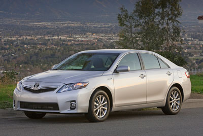 2011 Toyota Camry Review Overview