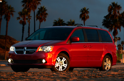 2011 Dodge Grand Caravan Review Overview