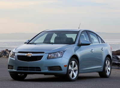 2011 Chevrolet Cruze Review Overview