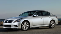 2011 Infiniti G25 Review Summary