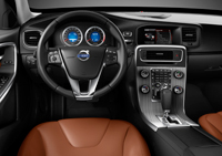 2011 Volvo S60 Review Interior Features