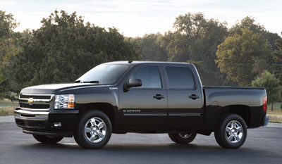 2011 Chevrolet Silverado 1500 Hybrid Review Overview