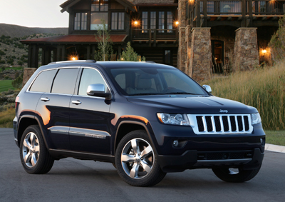 2012 Jeep Grand Cherokee Review Overview