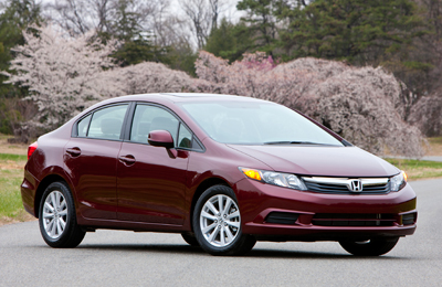 2012 Honda Civic Review Overview