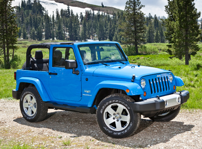 2012 Jeep Wrangler Review Overview