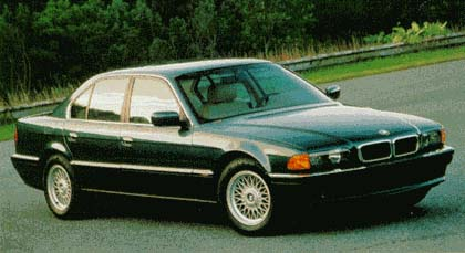 1995 BMW 750 Review Overview