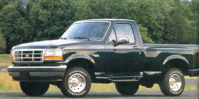 1995 Ford F-150 Review Overview