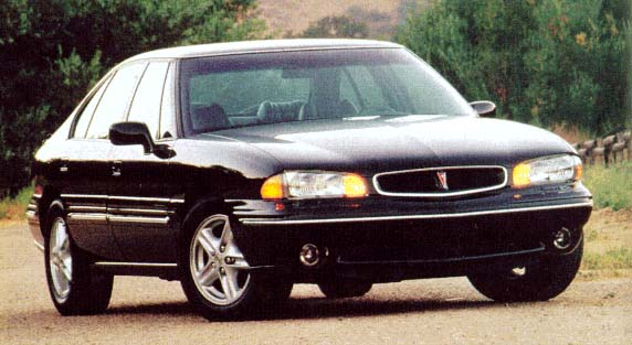 1996 Pontiac Bonneville Review Overview