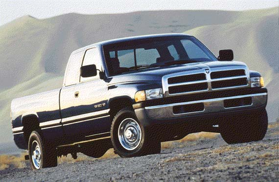 1996 Dodge BR2500 Review Overview