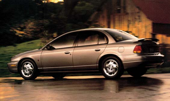 1996 Saturn SL1 Review Overview