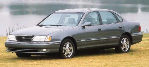 1998 Toyota Avalon Review Overview