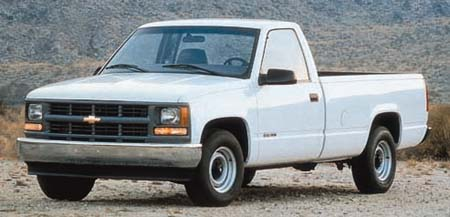 1998 Chevrolet K1500 Review Overview