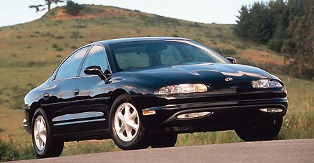 1999 Oldsmobile Aurora Review Overview