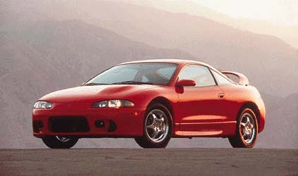 1999 Mitsubishi Eclipse Spyder Review Overview