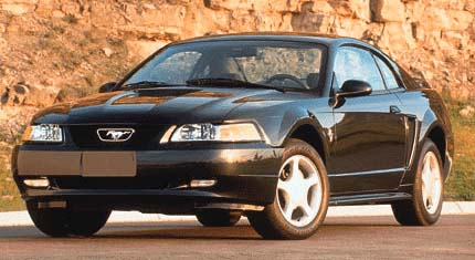 1999 Ford Mustang Review Overview