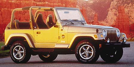 1999 Jeep Wrangler Review Overview