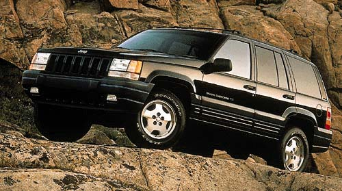 1997 Jeep Grand Cherokee Review Overview