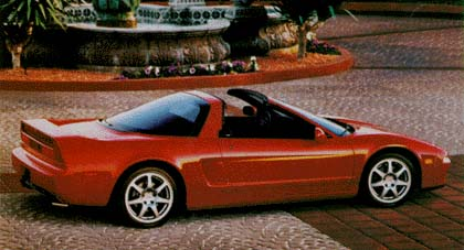 Acura  Specs on 1995 Acura Nsx Review Overview